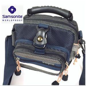 Samsonite Digital Camera travel Bag SB609BLU